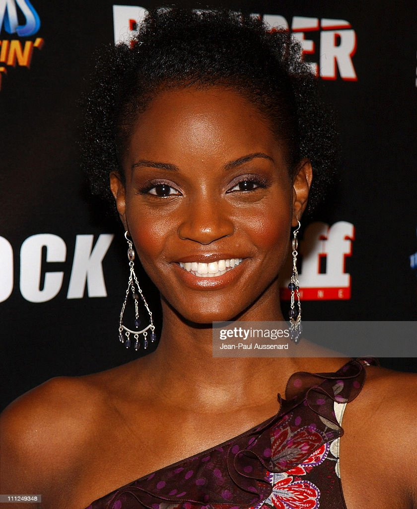 Tomiko Fraser during STUFF Magazine and Blender Host Kid Rock's After - Party For The 2003 American Music Awards- Red Carpet/Inside at Forbidden City in Hollywood, California, United States.