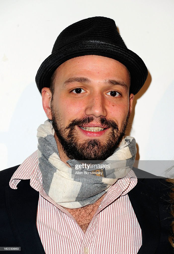 Tommaso Cardile attends The Art of Elysium's 6th annual Pieces of Heaven charity art auction presented by Ciroc Ultra Premium Vodka at Ace Museum on February 20, 2013 in Los Angeles, California.