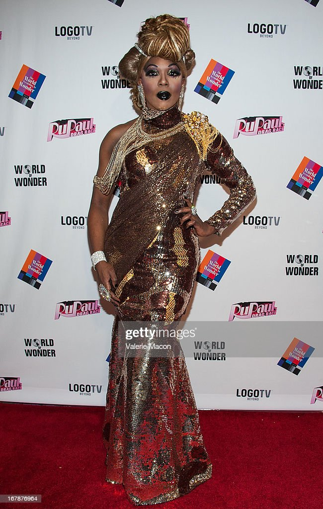 Tommie Brown attends the Finale, Reunion & Coronation Taping Of Logo TV's 'RuPaul's Drag Race' Season 5 on May 1, 2013 in North Hollywood, California.