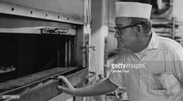 Tommie Redford Tends Ovens At Mother's Home Bakery 2733 W 8th Ave Where He Works He served three years of conviction but never gave up efforts to...
