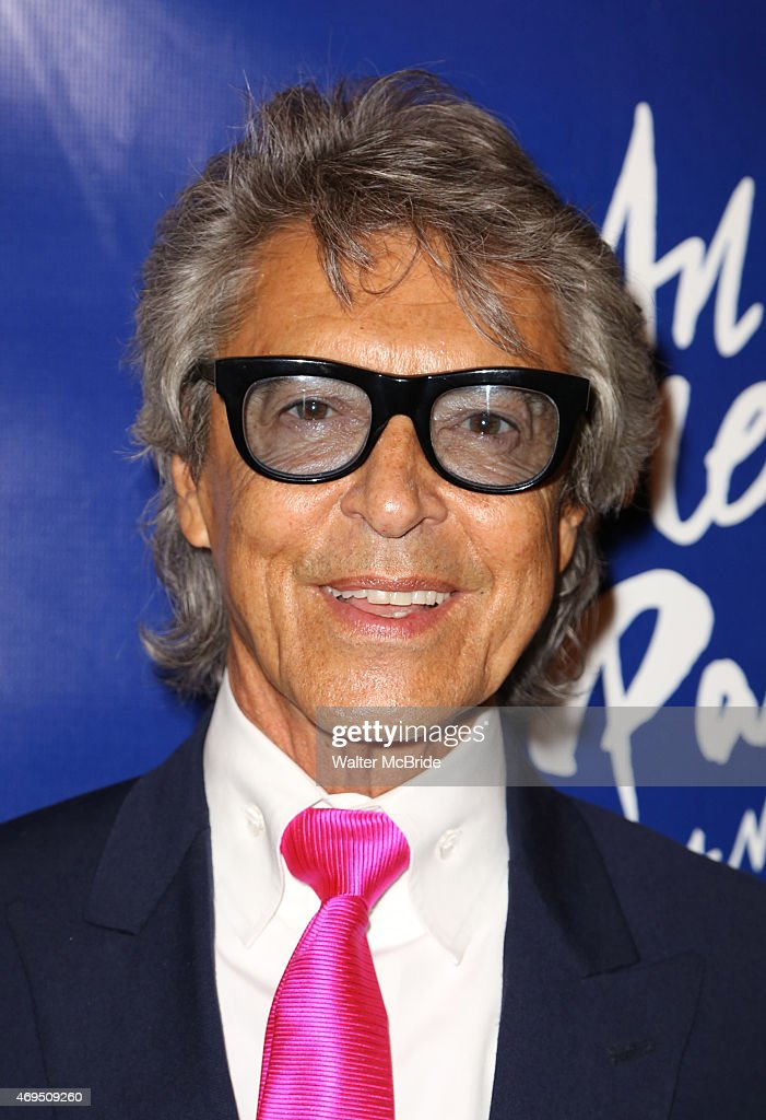 Tommu Tune attends the Broadway Opening Night Performance of 'An American in Paris' at The Palace Theatre on April 12, 2015 in New York City.