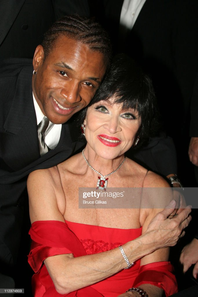 Tommy Davidson and Chita Rivera