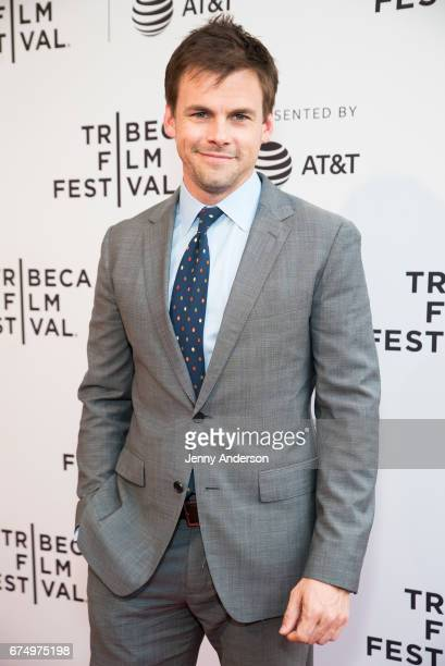 Tommy Dewey attends 'Casual' premiere during 2017 Tribeca Film Festival at SVA Theatre on April 29 2017 in New York City