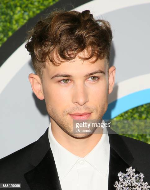 Tommy Dorfman attends the 2017 GQ Men of The Year Party on December 07 2017 in Los Angeles California