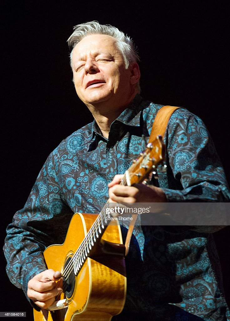 Tommy Emmanuel Performs At Birmingham Town Hall