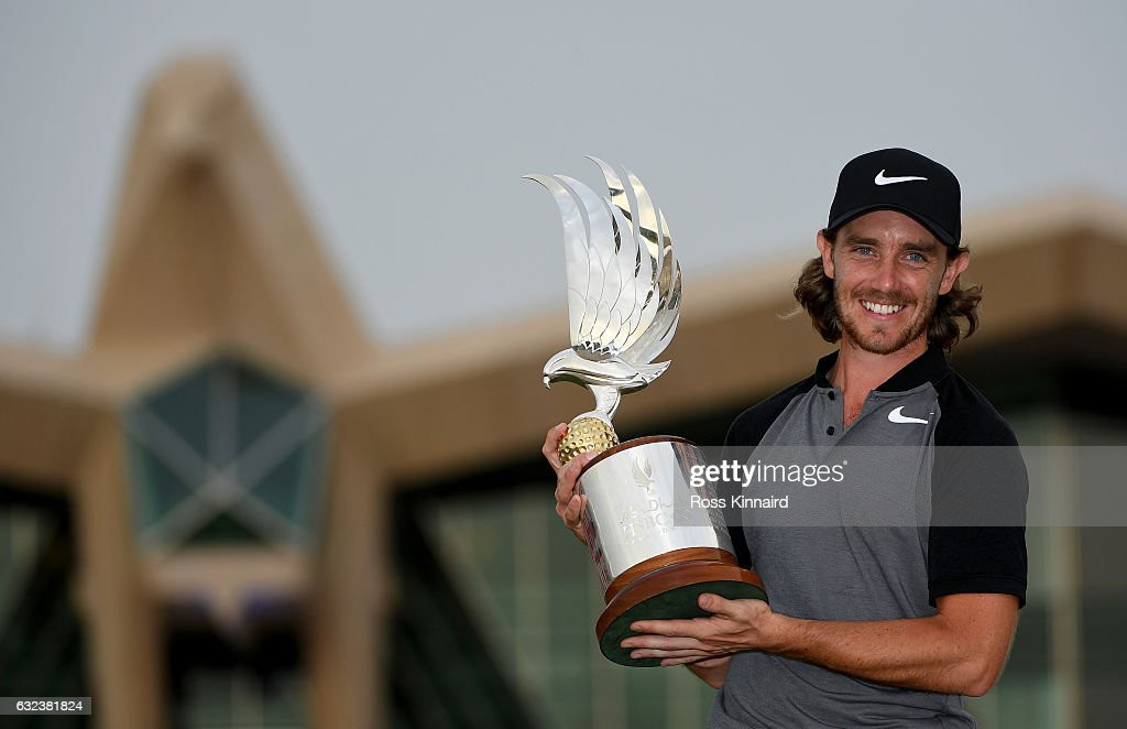 Abu Dhabi HSBC Championship - Day Four