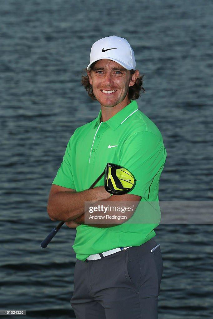 <a gi-track='captionPersonalityLinkClicked' href=/galleries/search?phrase=Tommy+Fleetwood&family=editorial&specificpeople=4450351 ng-click='$event.stopPropagation()'>Tommy Fleetwood</a> of England poses for a photograph during the Pro Am prior to the start of the Abu Dhabi HSBC Golf Championship at the Abu Dhabi Golf Cub on January 14, 2015 in Abu Dhabi, United Arab Emirates.