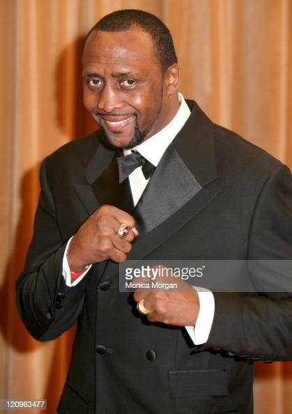 Tommy Hearns during 11th Urban Wheel Awards at Max Fisher Theater in Detroit Michigan United States