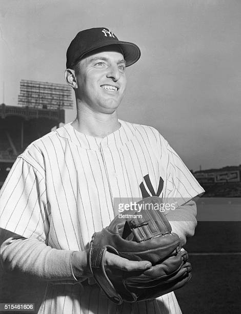 Tommy Henrich who played left field for the Yankees