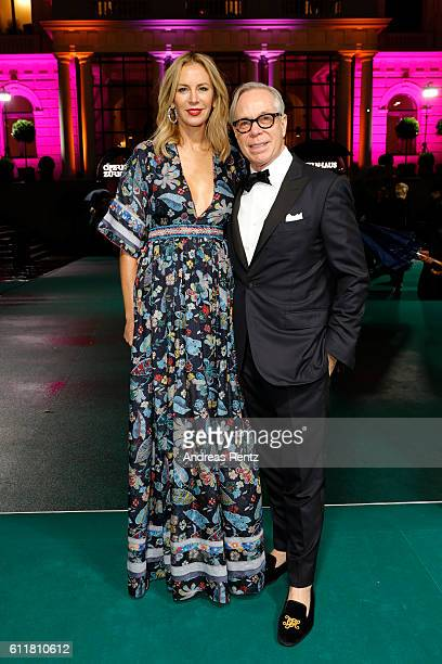 Tommy Hilfiger and Dee Hilfiger attend the Award Night during the 12th Zurich Film Festival on October 1 2016 in Zurich Switzerland The Zurich Film...