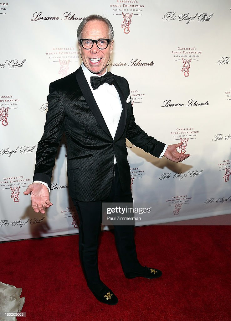 Tommy Hilfiger attends Angel Ball 2013 at Cipriani Wall Street on October 29, 2013 in New York City.