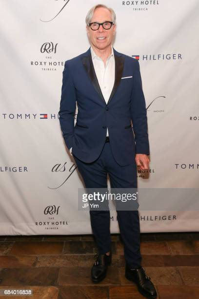 Tommy Hilfiger attends 'Shot The PsychoSpiritual Mantra of Rock' screening at The Roxy Hotel on May 16 2017 in New York City