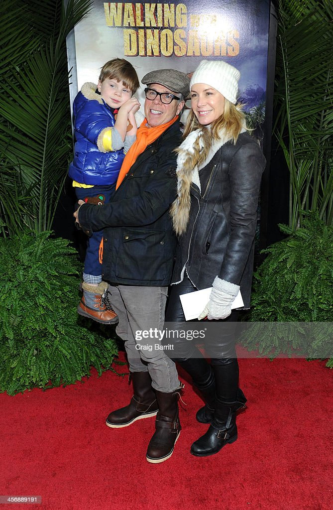 <a gi-track='captionPersonalityLinkClicked' href=/galleries/search?phrase=Tommy+Hilfiger+-+Fashion+Designer&family=editorial&specificpeople=4442212 ng-click='$event.stopPropagation()'>Tommy Hilfiger</a> attends the 'Walking With Dinosaurs' screening at Cinema 1, 2 & 3 on December 15, 2013 in New York City.