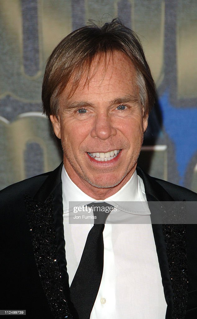 Tommy Hilfiger during World Music Awards 2006 - Inside Arrivals at Earls Court in London, United Kingdom.