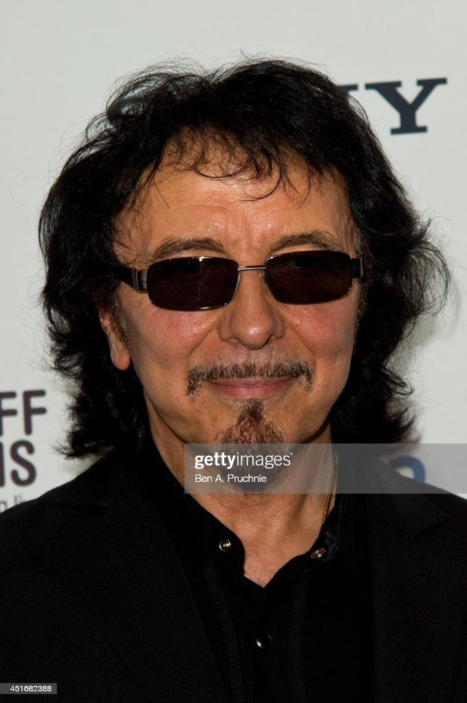 Tommy Iommi attends the Nordoff Robbins 02 Silver Clef awards at London Hilton on July 4, 2014 in London, England.