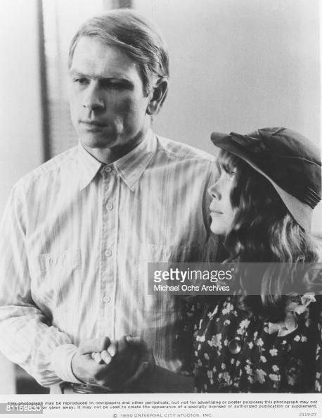 Tommy Lee Jones and Sissy Spacek in the film 'Coal Miner's Daughter'