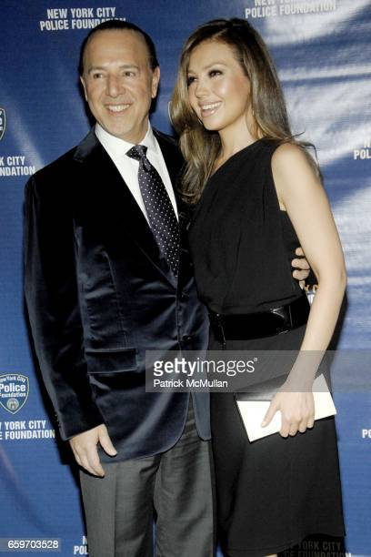 Tommy Mottola and Thalia Mottola attend NEW YORK CITY POLICE FOUNDATION 31st Annual Gala at Waldorf Astoria on March 3 2009 in New York City