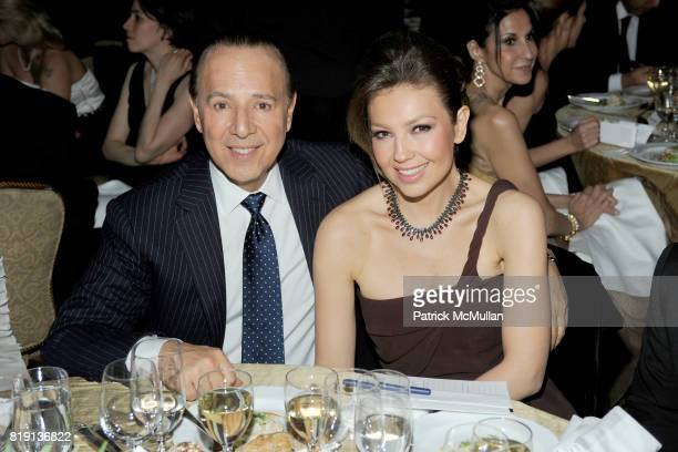 Tommy Mottola and Thalia Mottola attend NEW YORK CITY POLICE FOUNDATION 32nd Annual Gala at Waldorf=Astoria on March 16 2010 in New York City