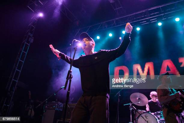 Tommy O'Dell of DMA's performs at O2 Academy during Live At Leeds on April 29 2017 in Leeds England Live at Leeds is a music festival that takes...