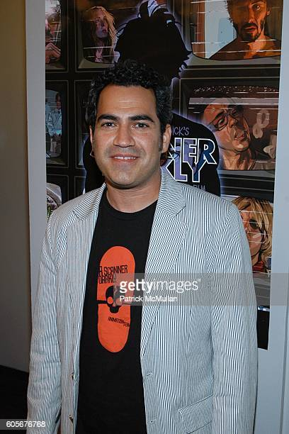 Tommy Pallotta attends A SCANNER DARKLY Special Screening at Walter Reade Theater on July 5 2006 in New York City