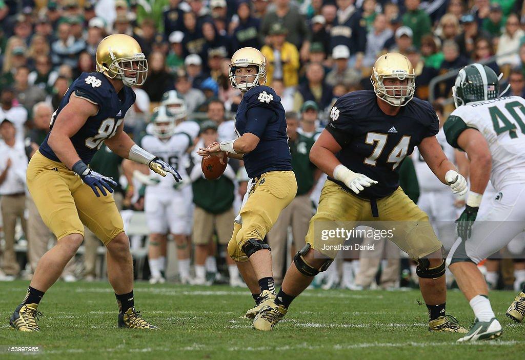 Michigan State v Notre Dame