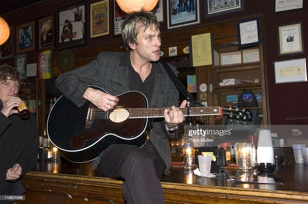 Tommy Stinson in Concert - February 7, 2005