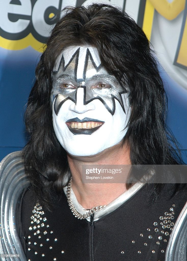 Tommy Thayer during KISS Receives Gold Record During In-Store Appearance Promoting New CD 'Kiss Symphony Alive 4' at Best Buy at 86th and Lexington in New York City, New York, United States.