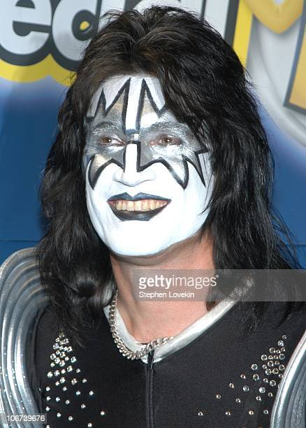 Tommy Thayer during KISS Receives Gold Record During InStore Appearance Promoting New CD 'Kiss Symphony Alive 4' at Best Buy at 86th and Lexington in...