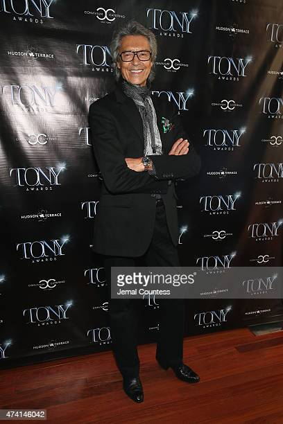 Tommy Tune attends an evening to celebrate Creative Arts nominees for the 2015 Tony Awards at Hudson Terrace on May 20 2015 in New York City