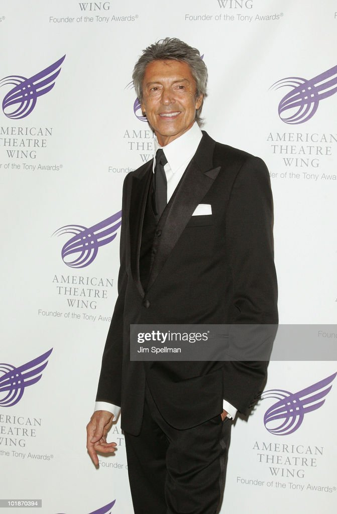Tommy Tune attends the 2010 American Theatre Wing Spring Gala at Cipriani 42nd Street on June 7, 2010 in New York City.