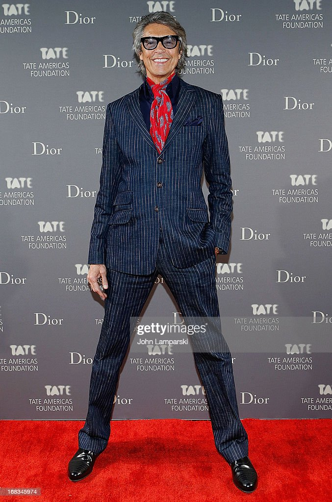 <a gi-track='captionPersonalityLinkClicked' href=/galleries/search?phrase=Tommy+Tune&family=editorial&specificpeople=208783 ng-click='$event.stopPropagation()'>Tommy Tune</a> attends the 2013 Tate Americas Foundation Artists Dinner at Skylight Studios at Moynihan Station on May 8, 2013 in New York City.