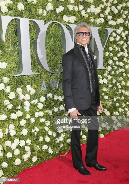 Tommy Tune attends the 2017 Tony Awards at Radio City Music Hall on June 11 2017 in New York City