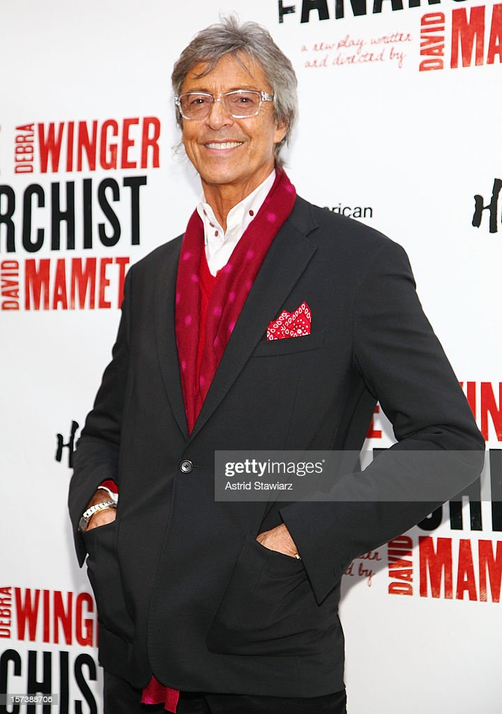 <a gi-track='captionPersonalityLinkClicked' href=/galleries/search?phrase=Tommy+Tune&family=editorial&specificpeople=208783 ng-click='$event.stopPropagation()'>Tommy Tune</a> attends 'The Anarchist' Broadway opening night at John Golden Theatre on December 2, 2012 in New York City.