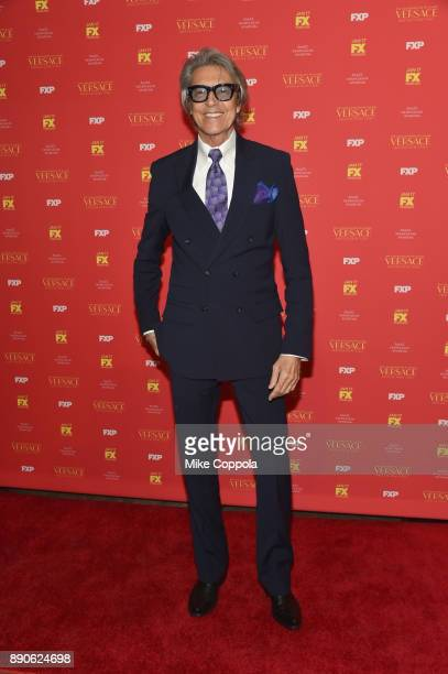 Tommy Tune attends 'The Assassination Of Gianni Versace American Crime Story' New York Screening at Metrograph on December 11 2017 in New York City