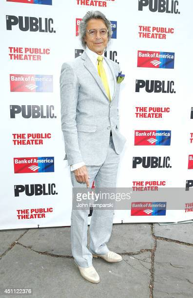Tommy Tune attends the Public Theater's 2014 Gala celebrating 'One Thrilling Combination' on June 23 2014 in New York United States