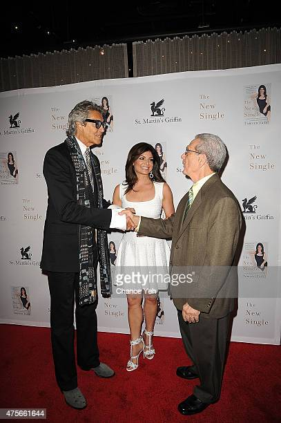 Tommy Tune Tamsen Fadal and Jim Fadal attend Tamsen Fadal's 'The New Single Finding Fixing Falling Back In Love With Yourself' book launch party at...