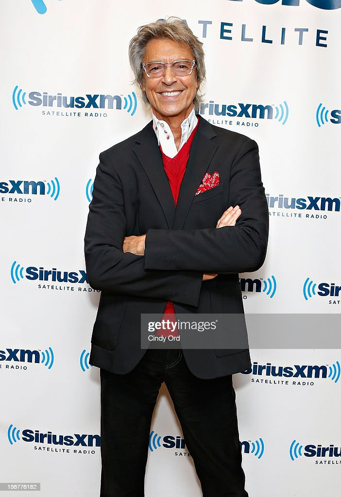 Tommy Tune visits the SiriusXM Studios on November 20, 2012 in New York City.