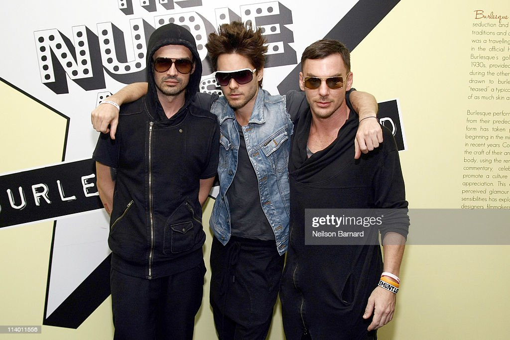 "Thirty Seconds To Mars ""Hurricane"" Music Video Screening"