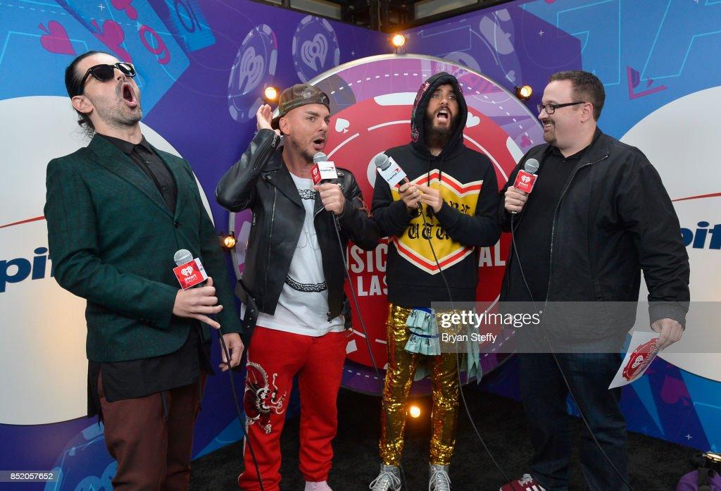 2017 iHeartRadio Music Festival - Night 1 - Backstage