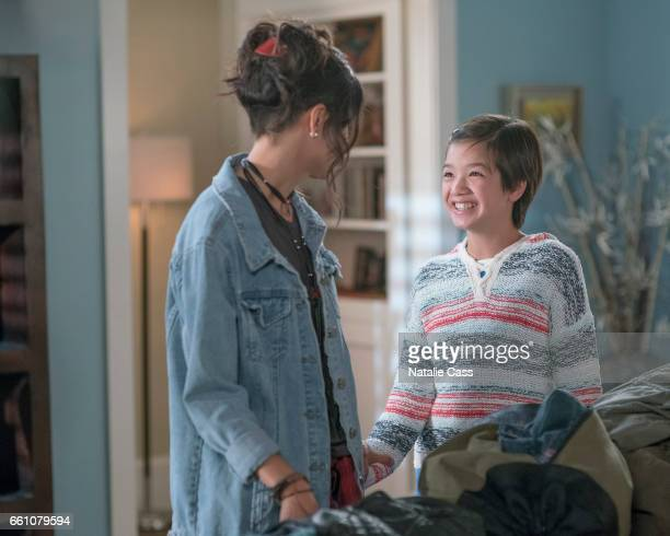 MACK 'Tomorrow Starts Today' Andi's family life is thrown for a loop when her big sister the freewheeling Bex returns home on the eve of her 13th...