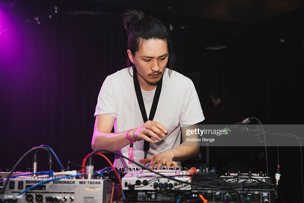 Tomoya Suzuki of Pumarosa performs at The Wardrobe during Live At Leeds on April 30, 2016 in Leeds, England.