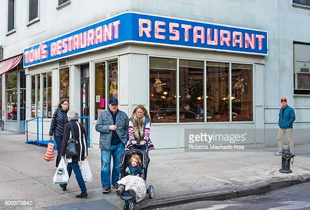 TOM'S RESTAURANT NEW YORK CITY NEW YORK UNITED STATES Tom's Restaurant Jerry Seinfeld sitcom was filmed in this nowadays iconic New York city...