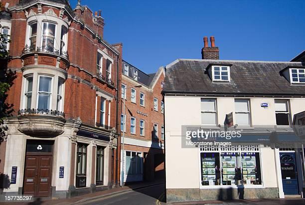 Tonbridge dans le Kent, en Angleterre