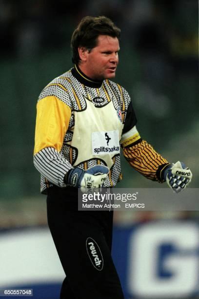 Tonci Gabric Hadjuk Split goalkeeper