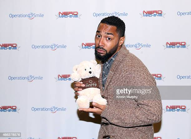 Tone Bell attends Operation Smile's 4th Annual Celebrity Ski Smile Challenge VIP Dinner on March 14 2015 in Park City Utah