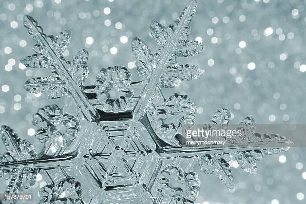 Toned Snowflake