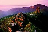Tongren, Guizhou mountain scenery
