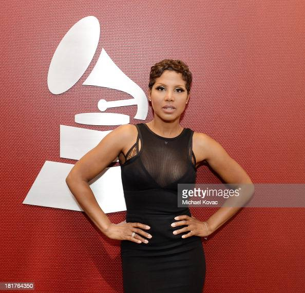 Toni Braxton attends The Recording Academy presentation of A Conversation with Toni Braxton and Babyface at The Recording Academy on September 24...