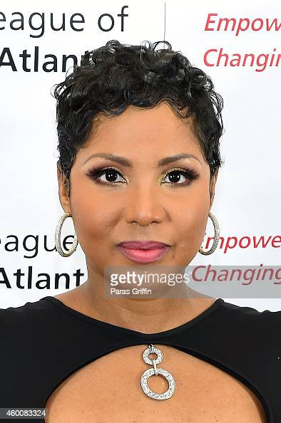 Toni Braxton attends Urban League of Greater Atlanta's 53rd Equal Opportunity Dinner Gala at Marriott Marquis on December 6 2014 in Atlanta Georgia