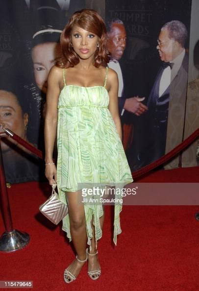 Toni Braxton during 2007 Trumpet Awards Celebrate African American Achievement at Bellagio Hotel in Las Vegas Nevada United States